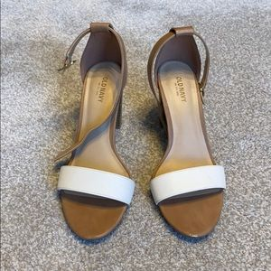 Old navy block heels